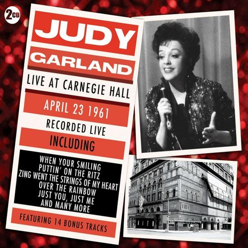 Judy+Garland++Live+At+Carnegie+Hall